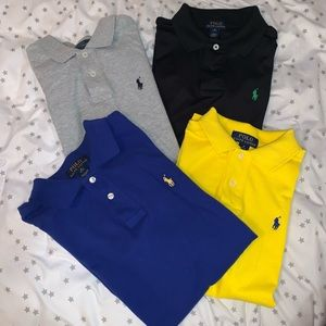 Ralph Lauren Polo Shirts - Children's M 10/12